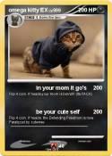 omega kitty EX