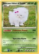 Princess Kitten