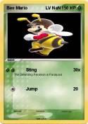 Bee Mario LV