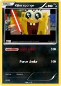 Killer sponge
