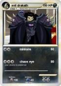 evil drakath