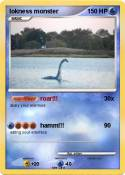 lokness monster