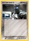 iron man (mark