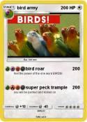 bird army