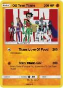 OG Teen Titans