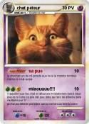 chat péteur