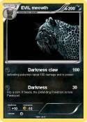 EVIL meowth
