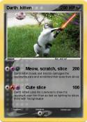 Darth kitten