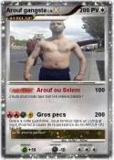 Arouf gangsta