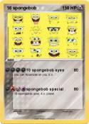 16 spongebob