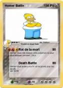 Homer Battle