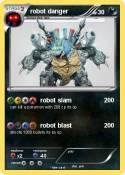 robot danger