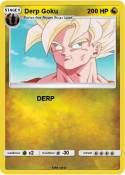 Derp Goku