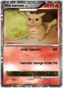 Pika hamster