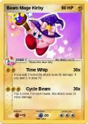 Beam Mage Kirby