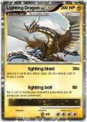 Lighting Dragon