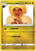 lemmon man