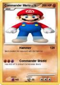 Commander Mario
