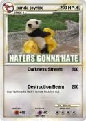 panda joyride