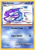 Cool Suicune