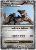 snake vs tigrex