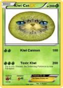 Kiwi Cat