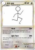 stick guy