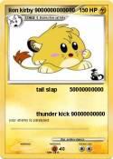lion kirby