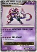 Mecha Mewtwo