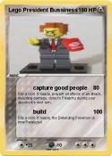 Lego President