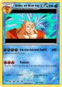 Goku ss blue