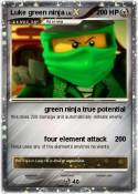 Luke green