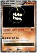 Evil-Pacman