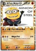 M Pure Minion