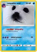 telepathic seal