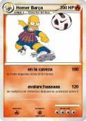 Homer Barça