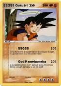 SSGSS Goku lvl.