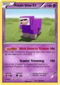 Purple Shep EX