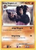 kong flingeur