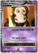 psyco monkey