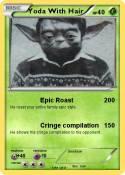 Yoda With Hair