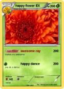happy flower EX
