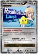 Rosalina and