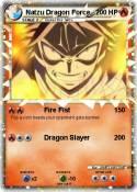 Natzu Dragon