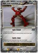 epic iron