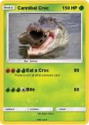 Cannibal Croc