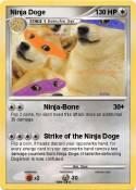 Ninja Doge
