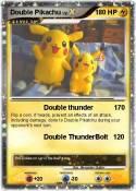 Double Pikachu