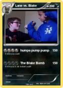 Lane vs. Blake