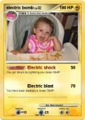 electric bomb